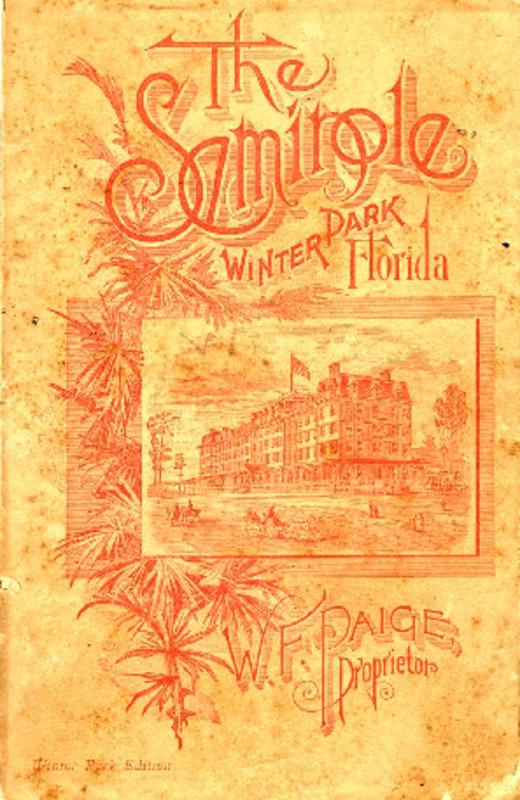 Seminole Hotel Brochure
