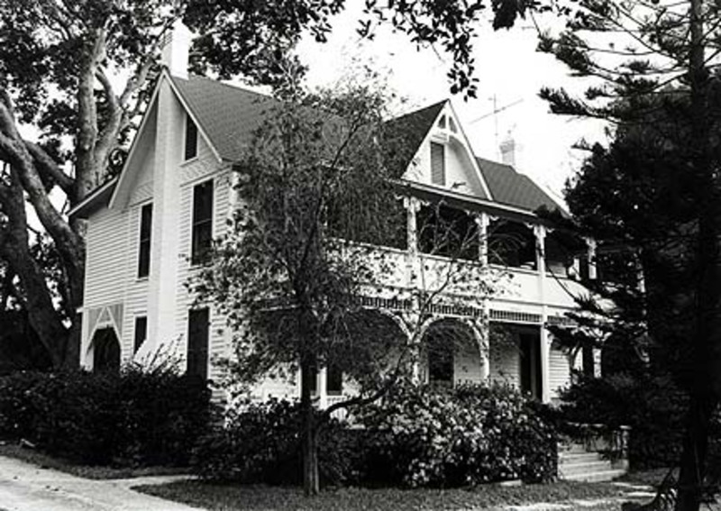 The Waddell Home