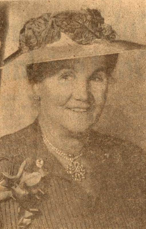Photograph of Jessie Fanning
