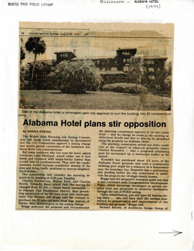 Winter Park History Historic Homes - Historic Homes and Buildings (Alabama Hotel) Alabama Dr 1600 - 001.pdf