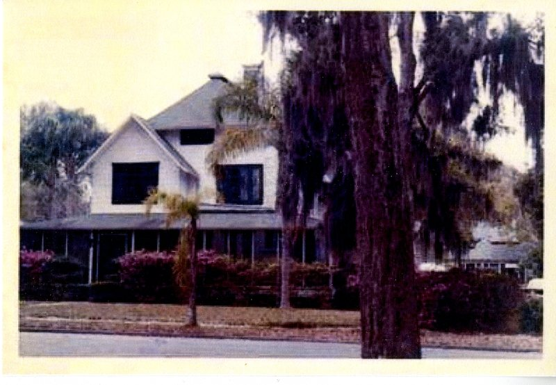 Evaline Lamson Cottage (Now demolished)