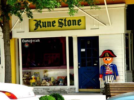 The Rune Stone Toy Store.