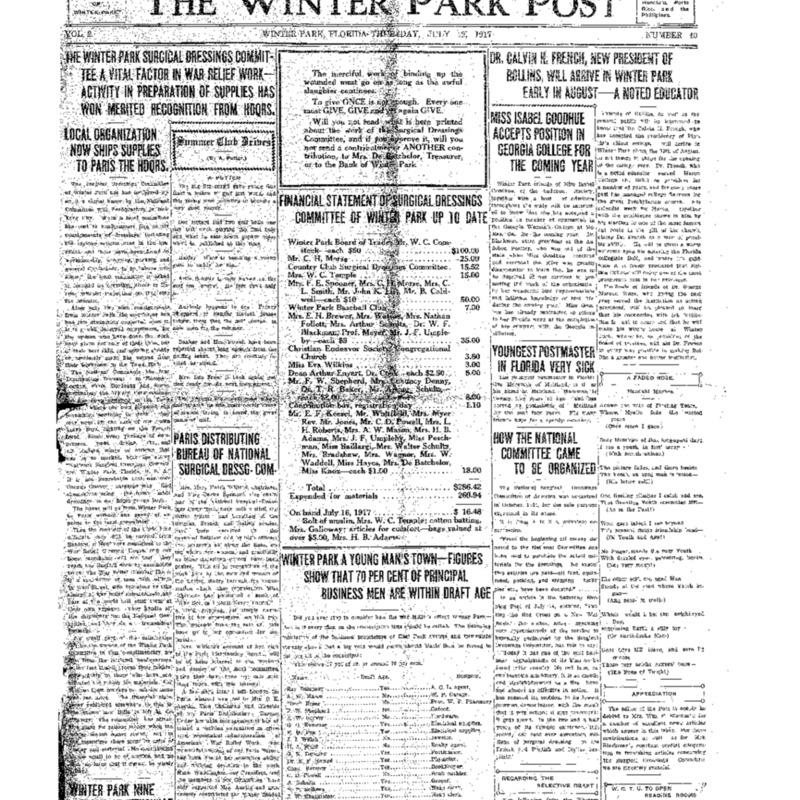 July 19, 1917