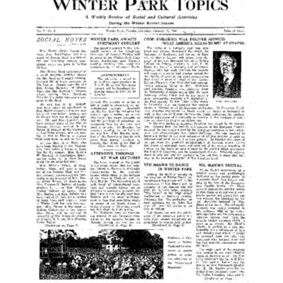 January 13, 1940