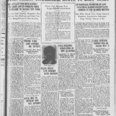 May 13, 1926