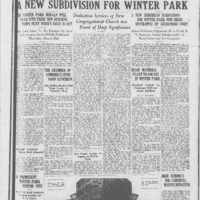 March 18, 1926