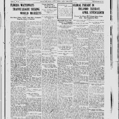 April 13, 1923