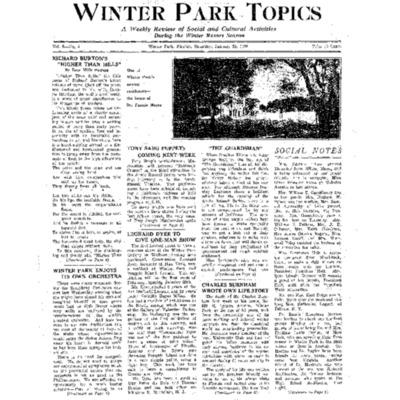 January 29, 1938