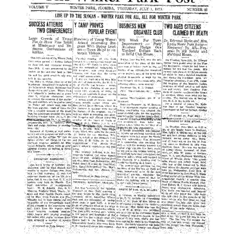 July 1, 1920