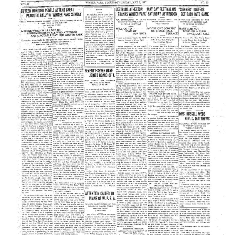 May 3, 1917