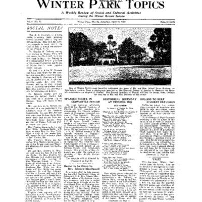 April 15, 1939
