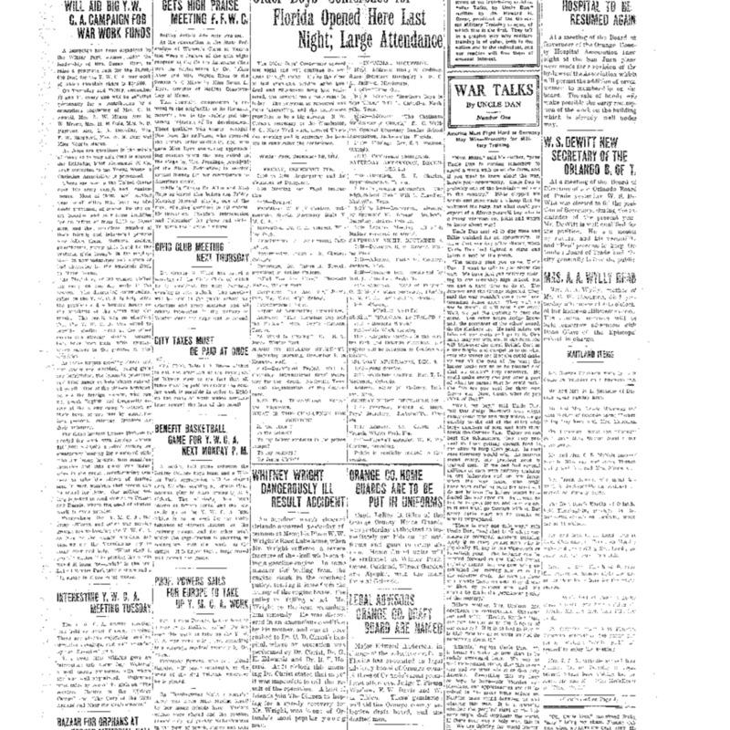 December 8, 1917