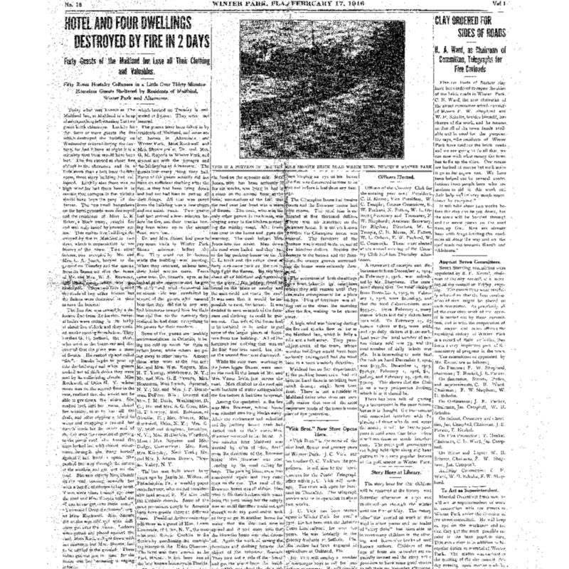 February 17, 1916
