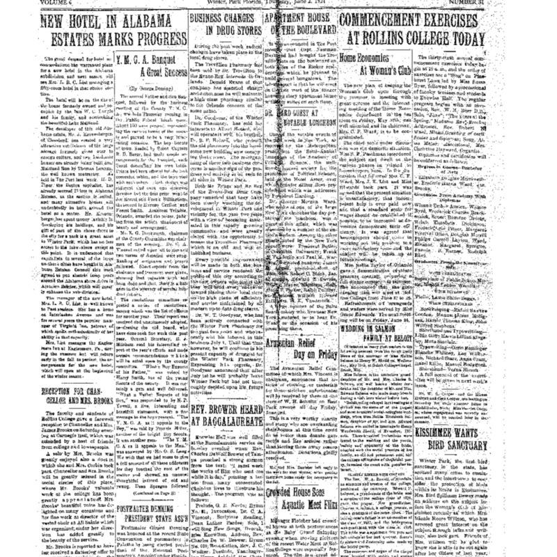 June 2, 1921