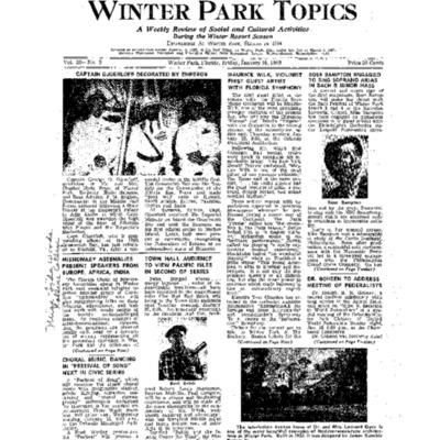 January 16, 1953