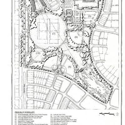 Baldwin Community Park: Master Plan