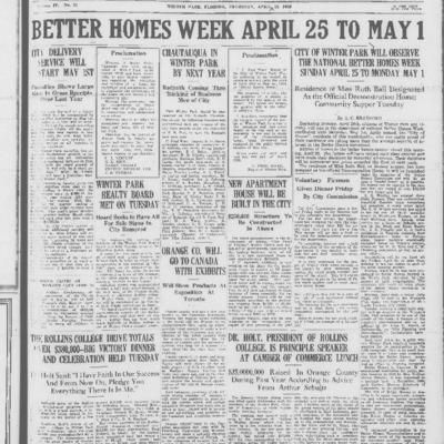 April 22, 1926