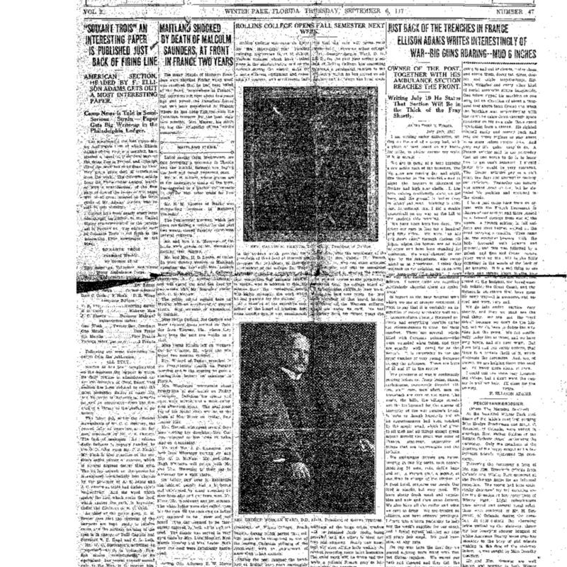 September 6, 1917