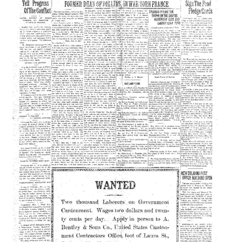 November 3, 1917