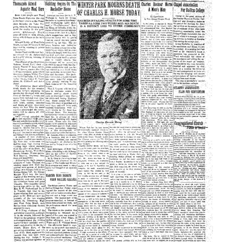 May 5, 1921