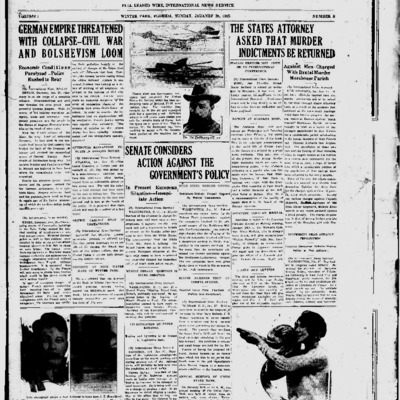 January 28, 1923
