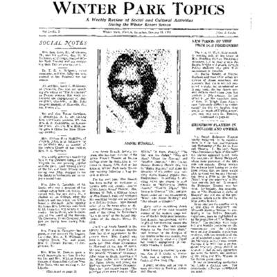 January 18, 1936