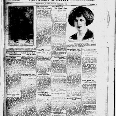 February 3, 1923