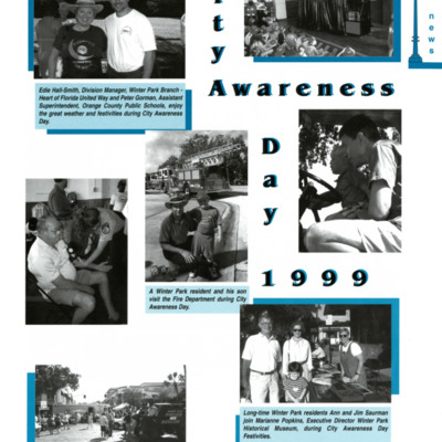 City Awareness Day