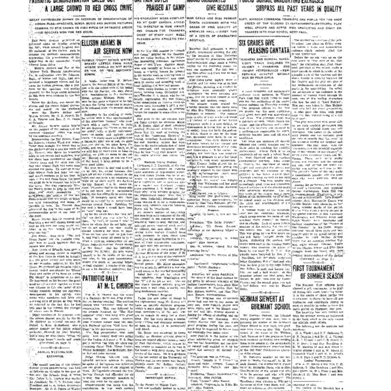 May 23, 1918
