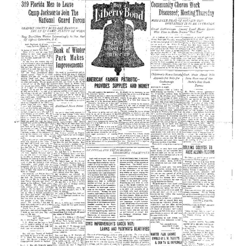October 20, 1917
