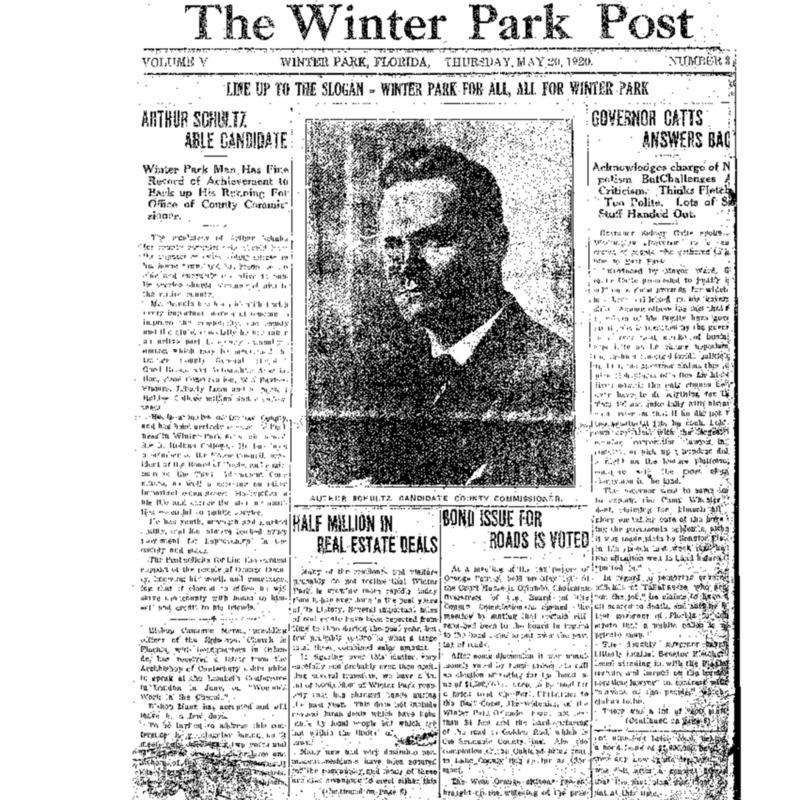 May 20, 1920