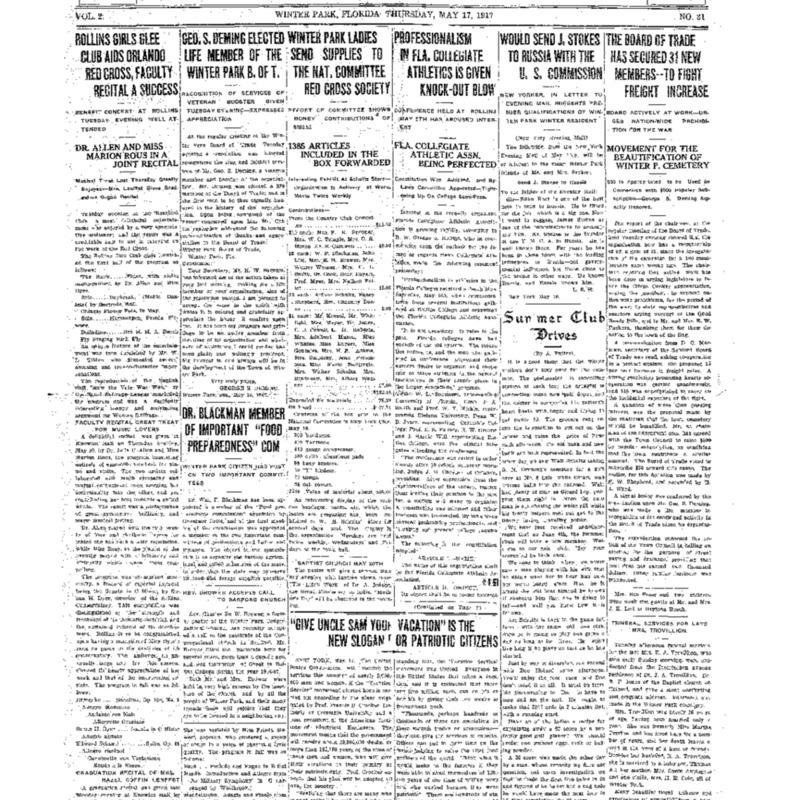 May 17, 1917