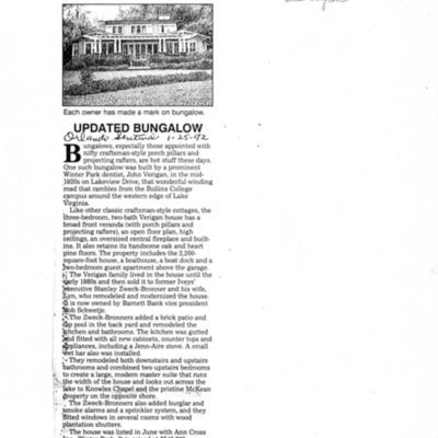 Winter Park History Historic Homes - Lakeview 1035 Verigan J H 1 - 001.pdf
