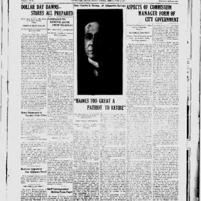 June 22, 1923