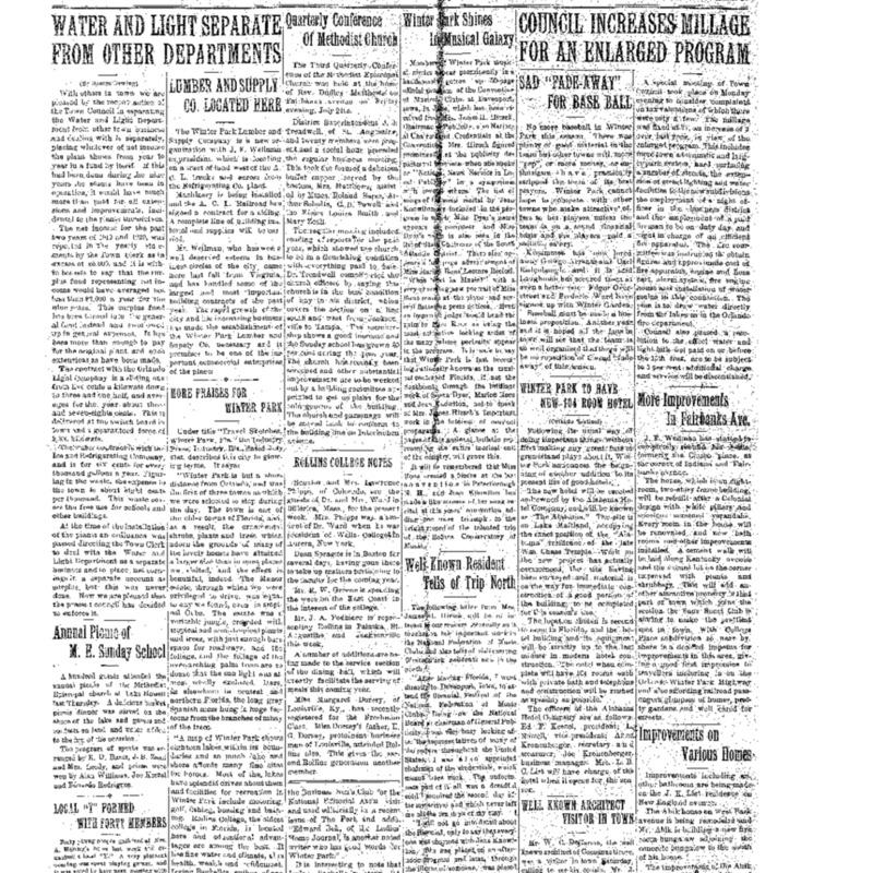 July 28, 1921