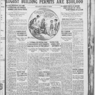 September 1, 1926