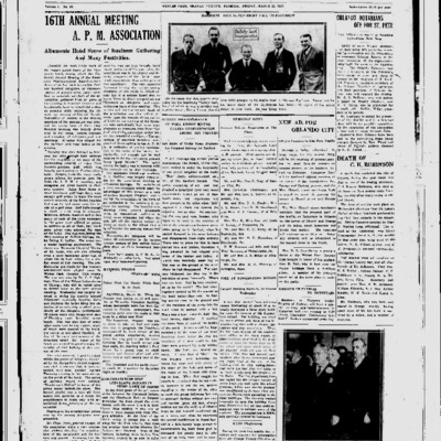 March 23, 1923