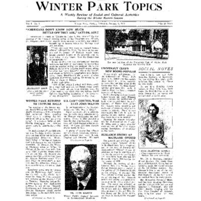 January 8, 1938