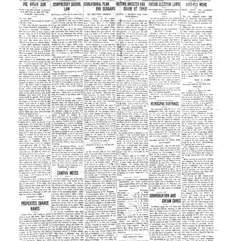 April 3, 1919