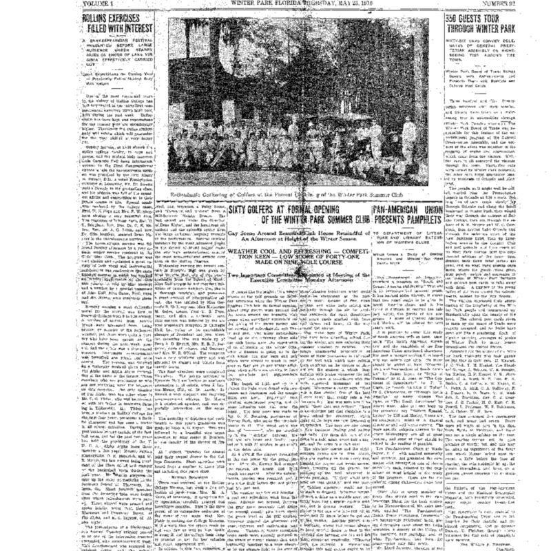 May 25, 1916