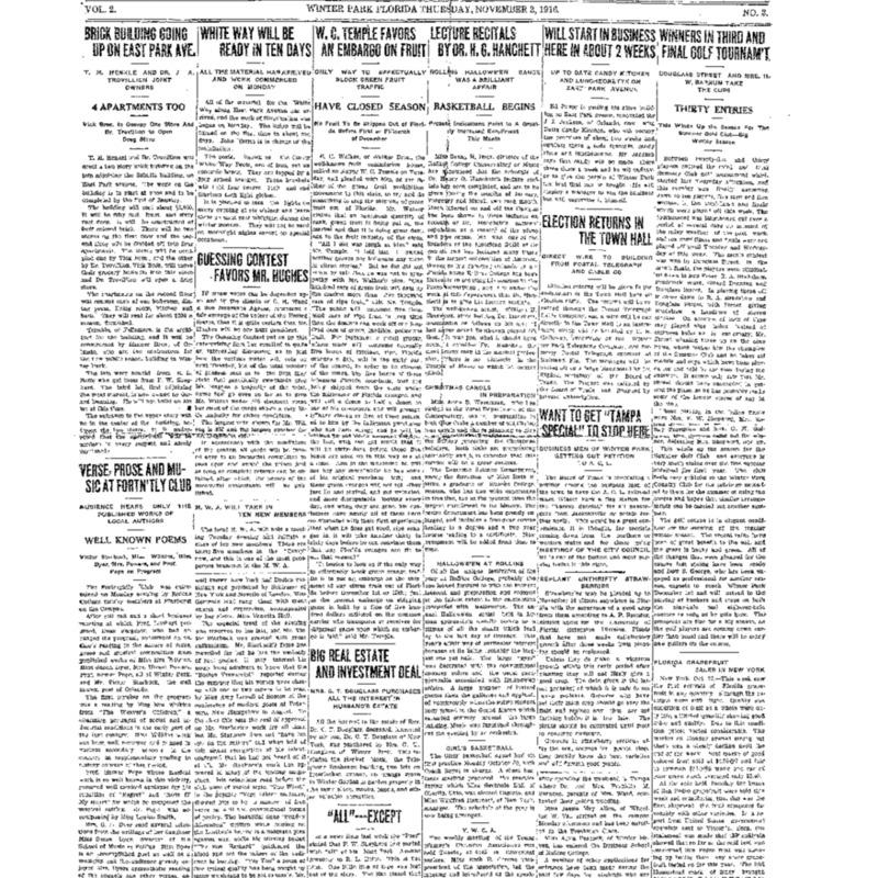 November 2, 1916