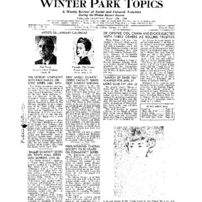 January 15, 1954