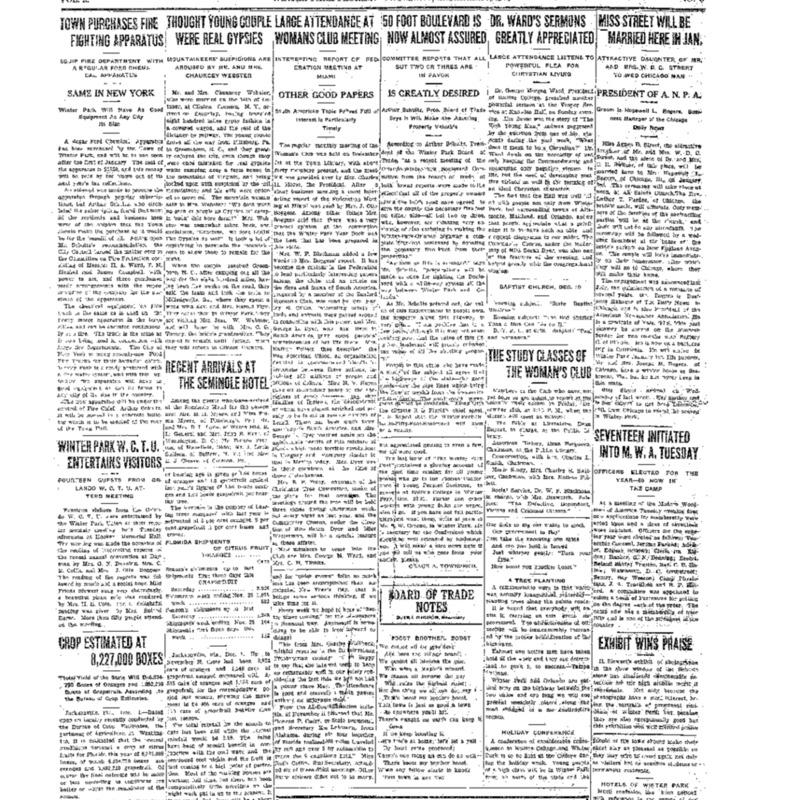 December 7, 1916