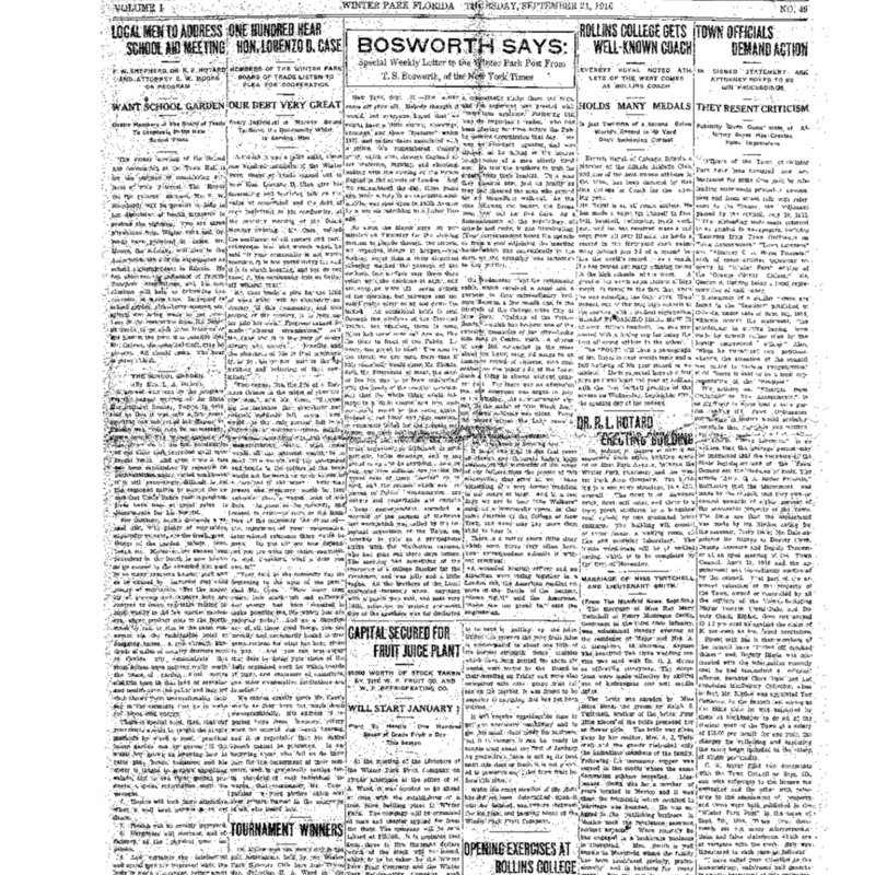 September 21, 1916