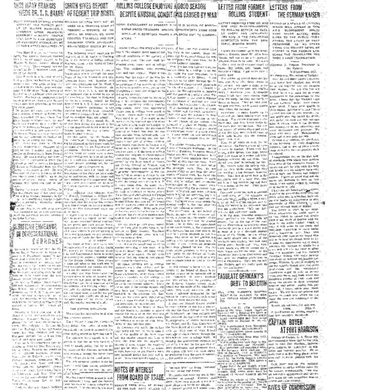 October 17-24, 1918