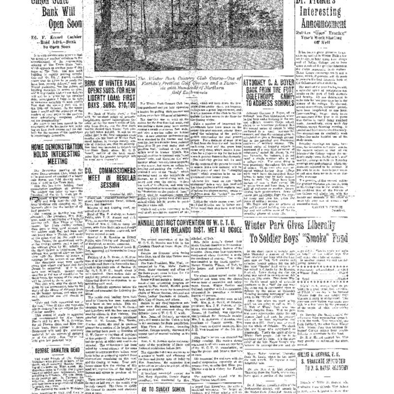 October 6, 1917