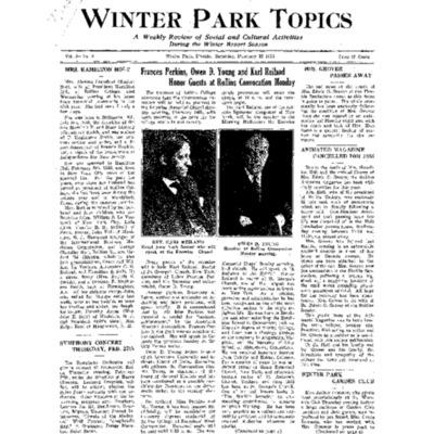 February 22, 1936
