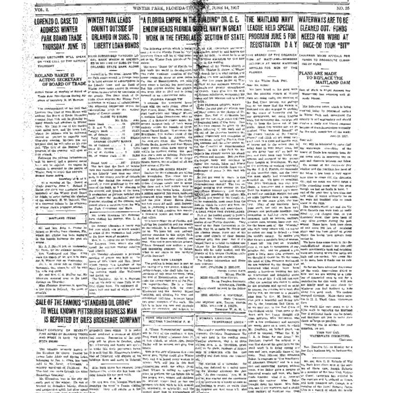 June 14, 1917