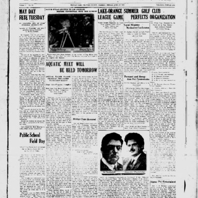 April 27, 1923