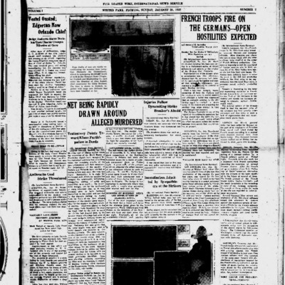 January 21, 1923